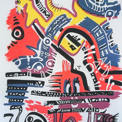 Nazcas glyphes